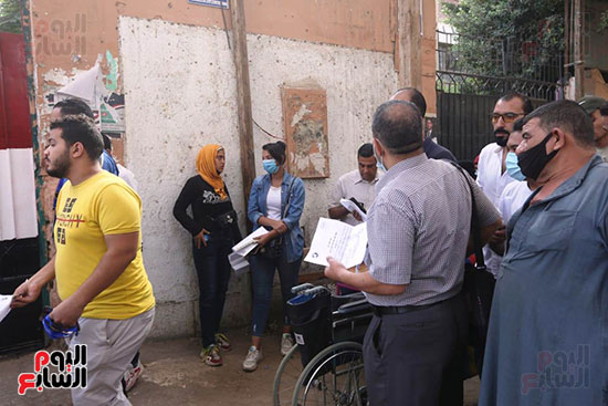 استعلام الناخبين عن لجانهم الانتخابية