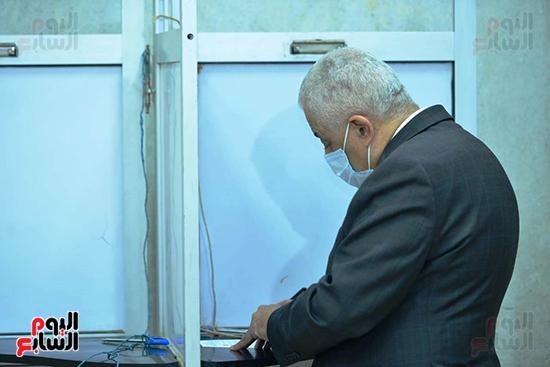 طارق شوقى انتخابات مجلس النواب (9)