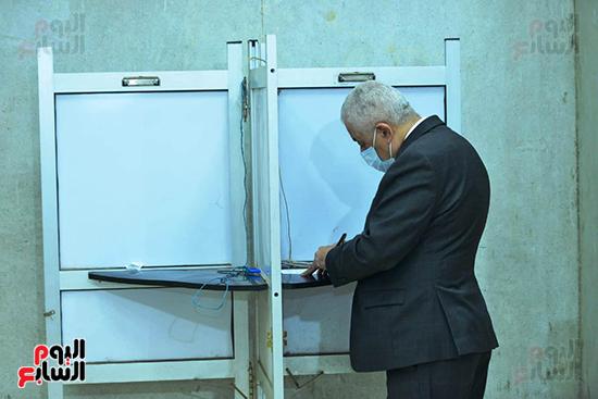 طارق شوقى انتخابات مجلس النواب (10)