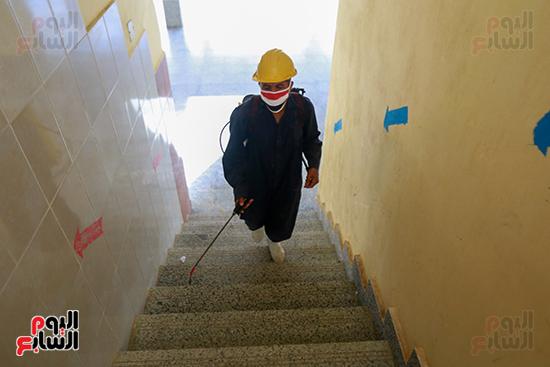 تعقيم المدارس (2)