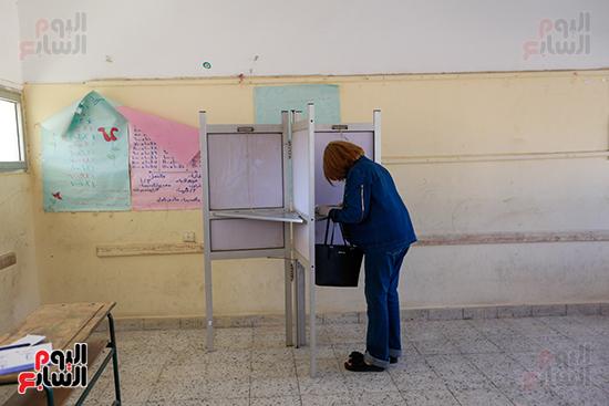 اليوم الثاني لانتخابات مجلس النواب  (5)