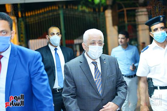 طارق شوقى انتخابات مجلس النواب (21)