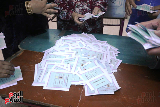فرز أصوات الناخبين (32)