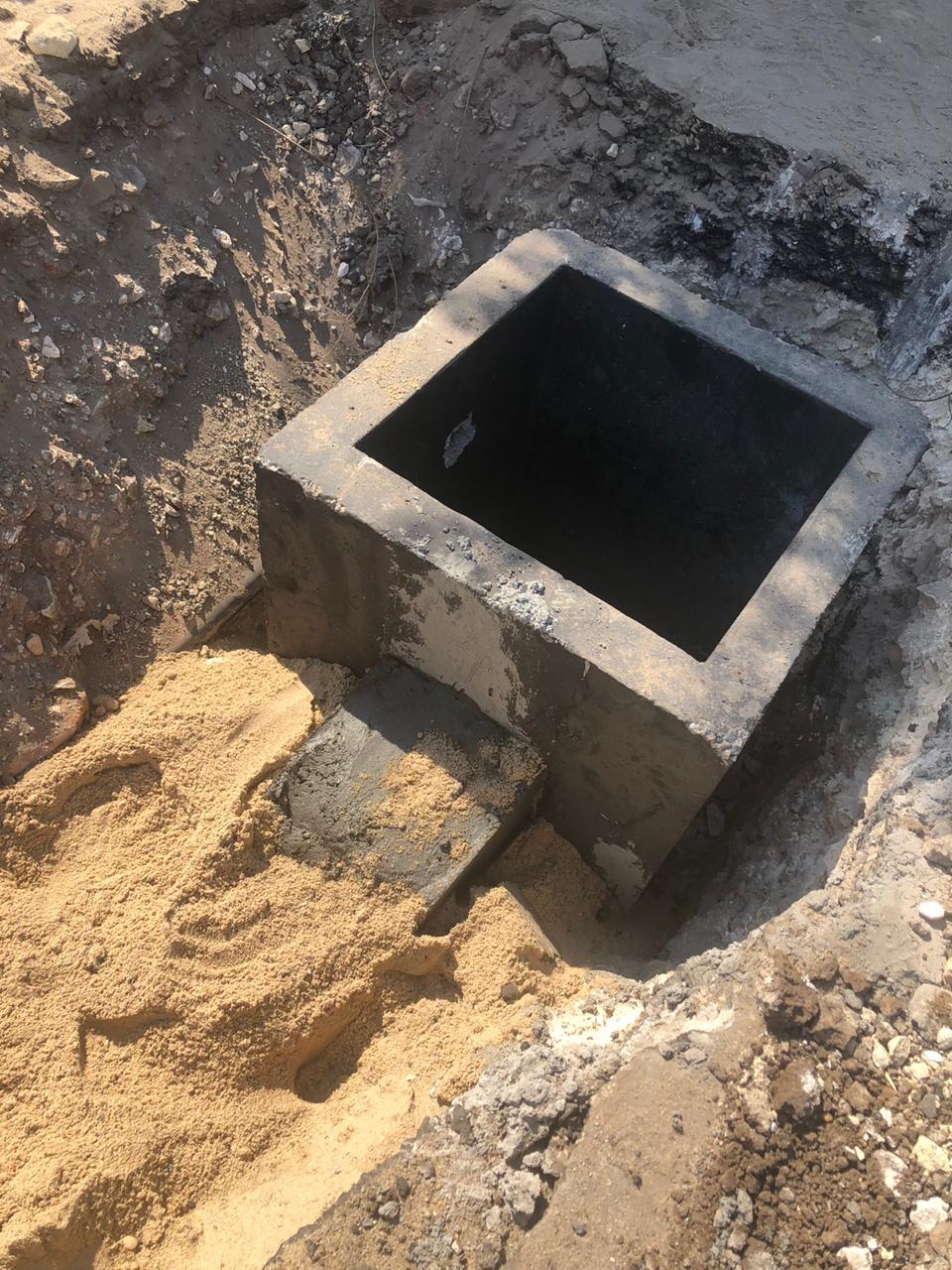 غرف الصرف الصحى
