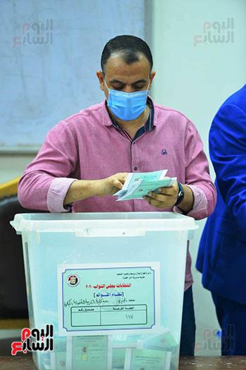 فرز أصوات الناخبين (3)