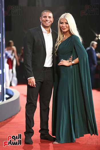 محمد زيدان وزوجته (1)