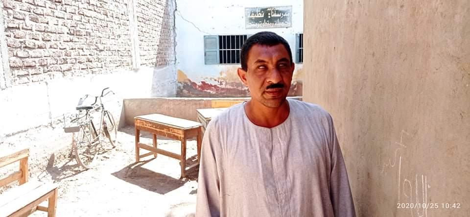 محمد عبد الحميد كفيف قنا