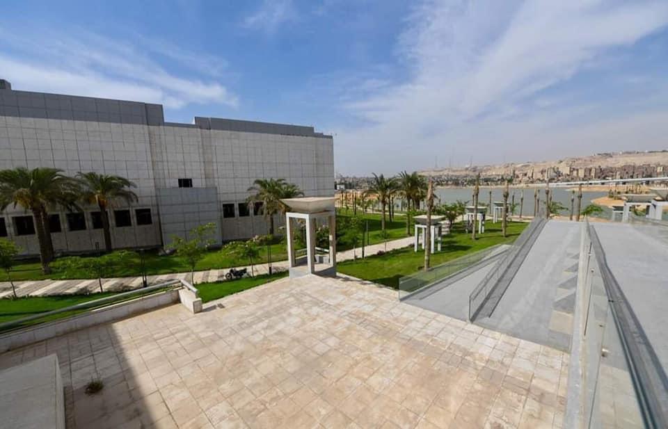 المتحف القومى للحضارة (1)