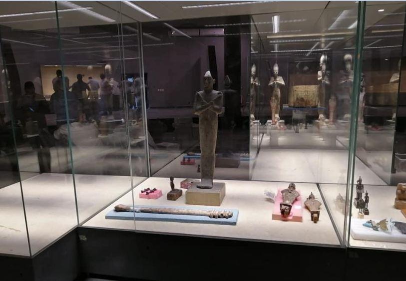 مقتنيات متحف الحضارة (2)
