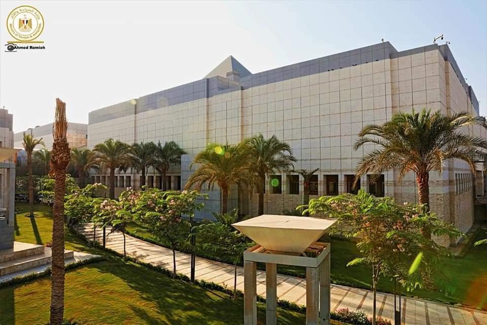المتحف القومى للحضارة (7)