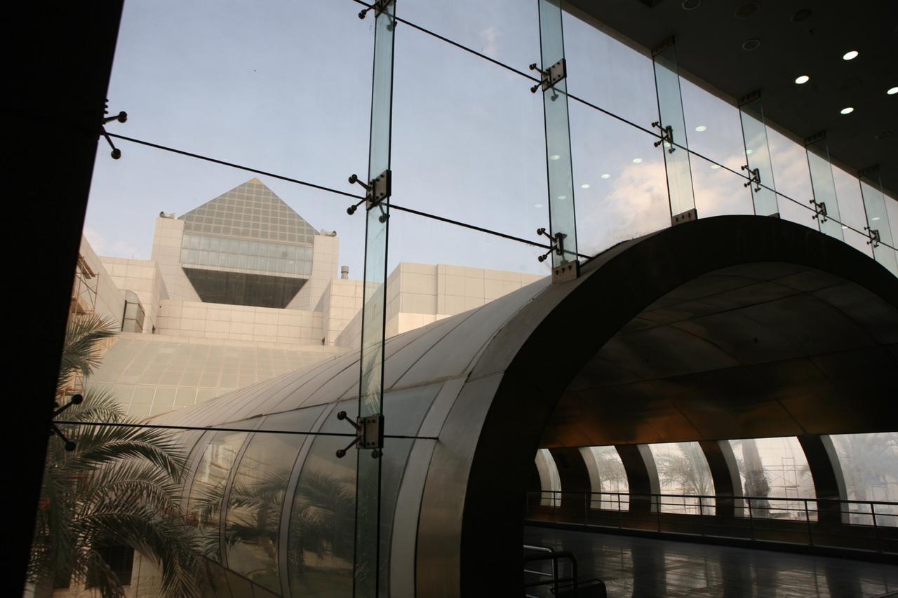 المتحف القومى للحضارة (4)