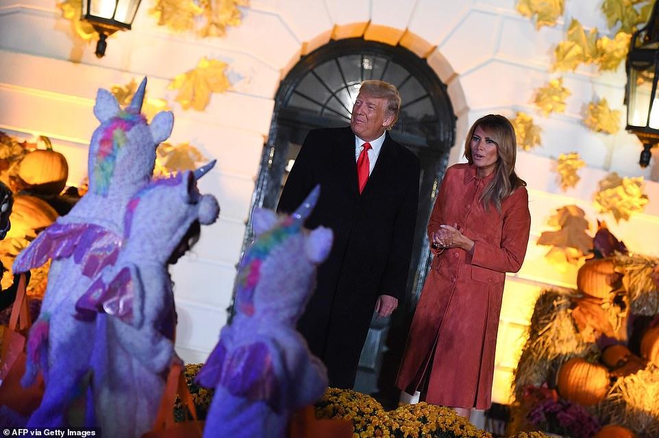 احتفالات الهالوين