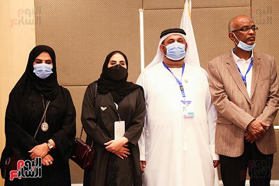 مؤتمر للبرلمان العربى للاعلان عن النتائج البرلمانية (8)