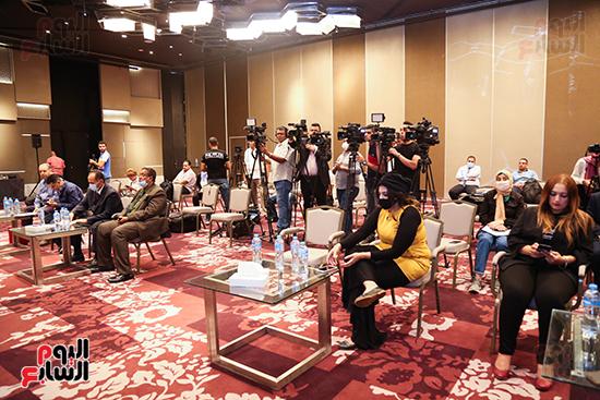مؤتمر للبرلمان العربى للاعلان عن النتائج البرلمانية (12)