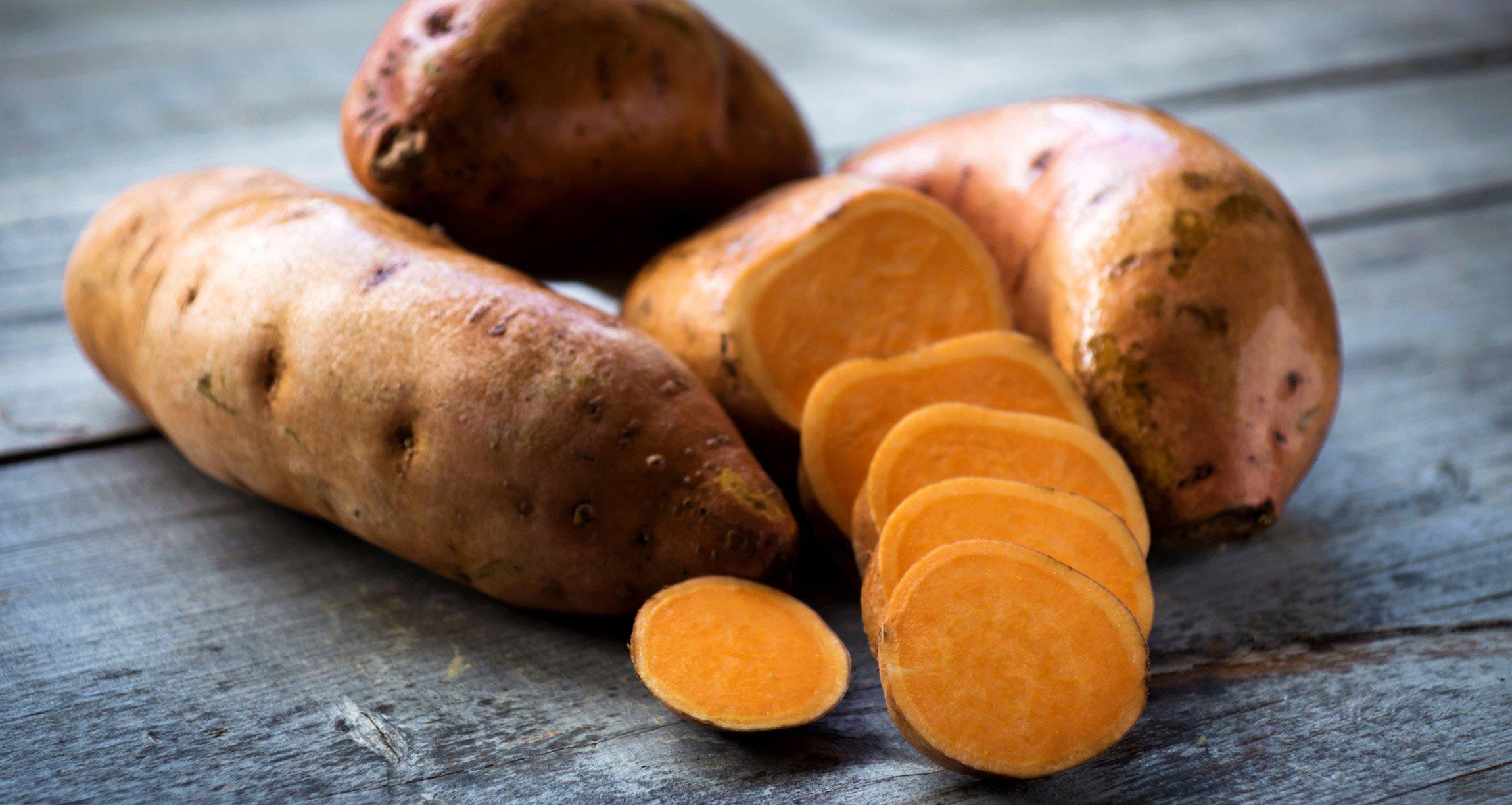 فوائد البطاطا الصحية