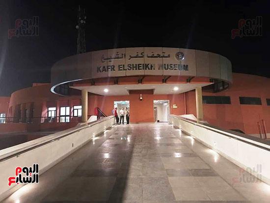 متحف كفر الشيخ (1)