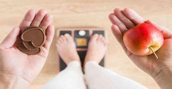 إنقاص الوزن الزائد