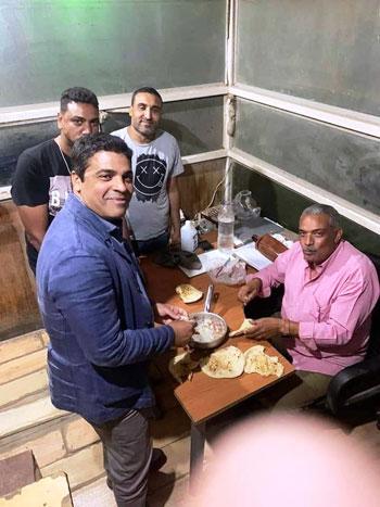 لقاءات مكثفة للنائب محمد الحناوي (19)