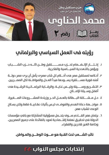 لقاءات مكثفة للنائب محمد الحناوي (22)
