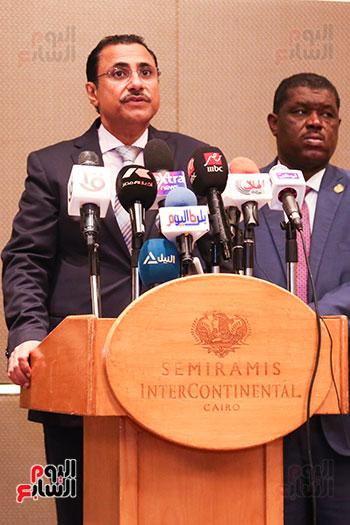 مؤتمر للبرلمان العربى للاعلان عن النتائج البرلمانية (5)
