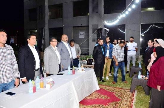 لقاءات مكثفة للنائب محمد الحناوي (15)