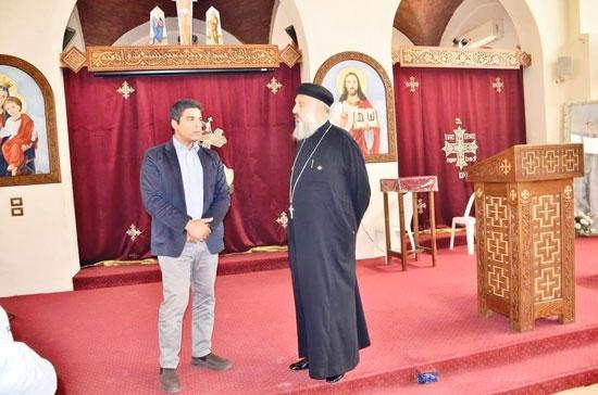 لقاءات مكثفة للنائب محمد الحناوي (11)