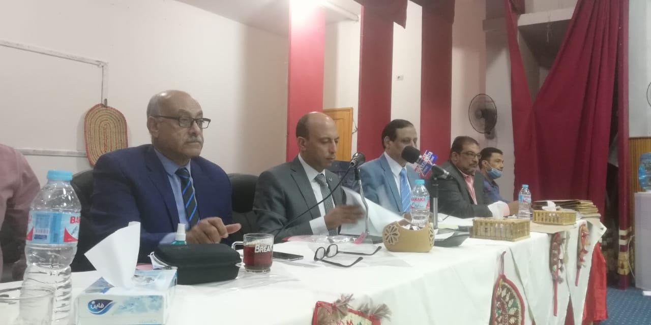اللجنة العامة لدائرة الخارجة بالوادى الجديد (3)