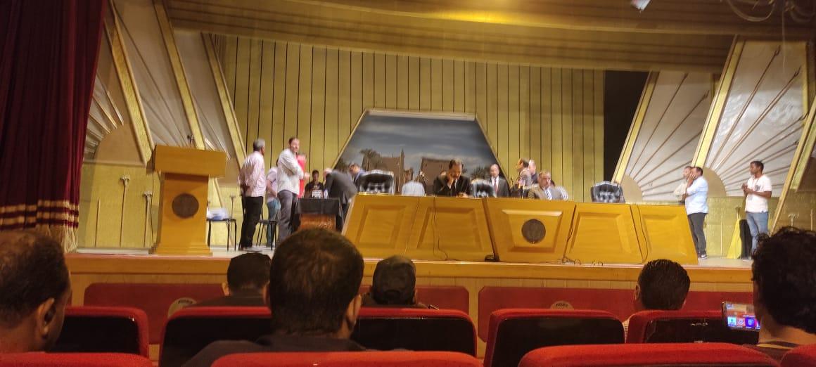 اللجنة العامة في محافظة الأقصر (2)