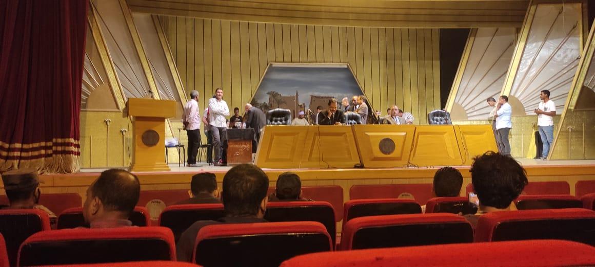 اللجنة العامة في محافظة الأقصر (1)