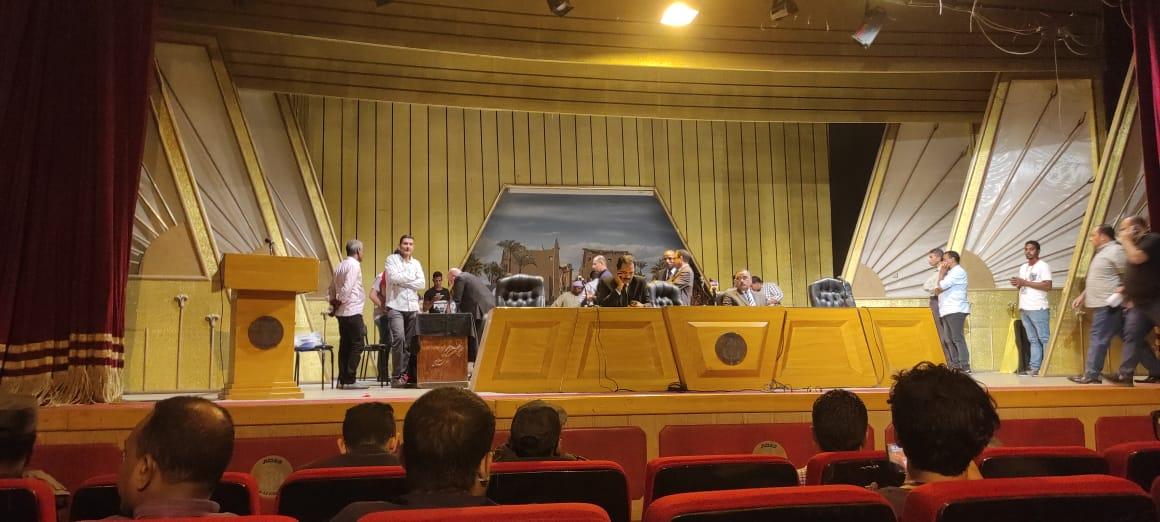 اللجنة العامة في محافظة الأقصر (4)