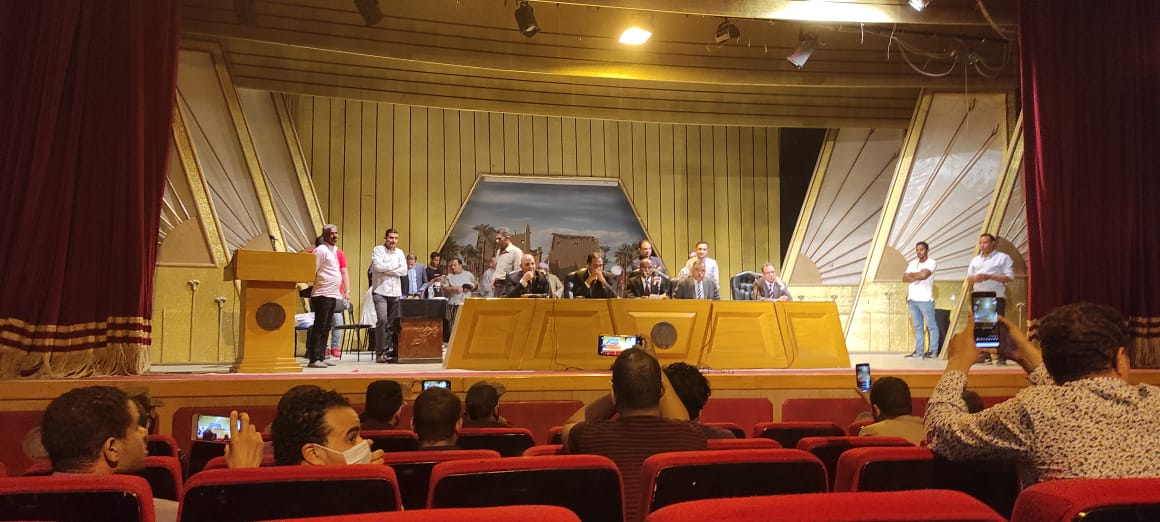 اللجنة العامة في محافظة الأقصر (5)
