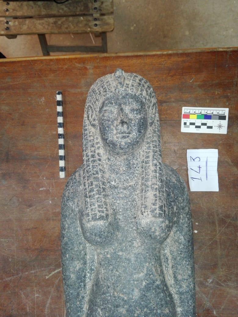 الحضارة يستقبل القطع الأثرية (5)
