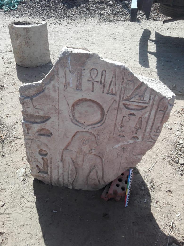 الحضارة يستقبل القطع الأثرية (4)