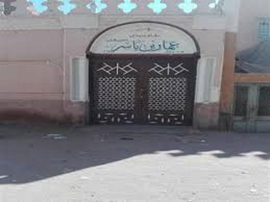 ضريح عمار بن ياسر (1)