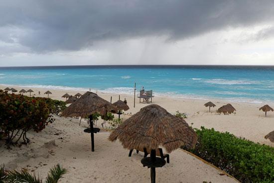 شواطئ المكسيك