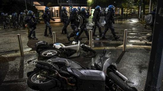 ايطاليا والاحتجاجات