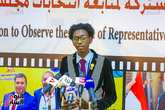 اعضاء البعثة الدولية لمراقبة الانتخابات (3)