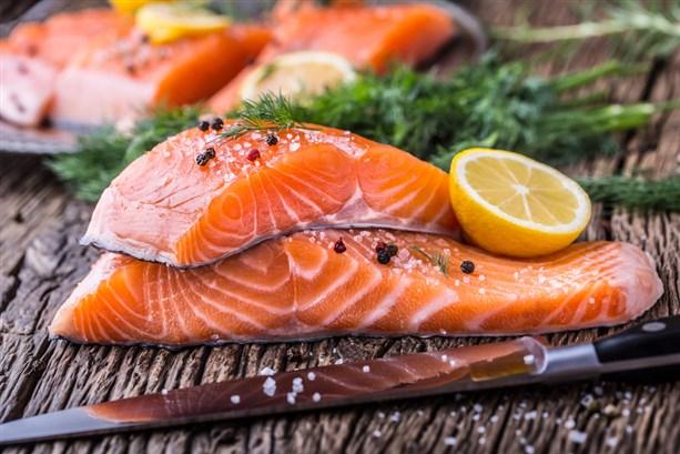 تناول الاسماك مهم