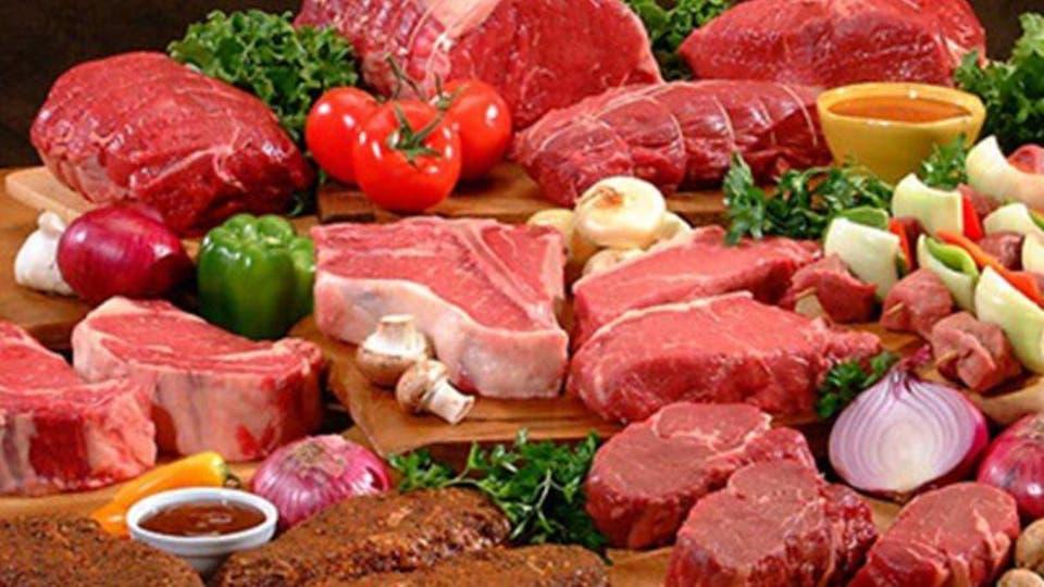 اللحوم من اجل تكوين الاجسام المضادة