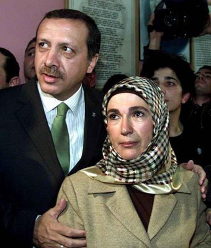زوجة أردوغان