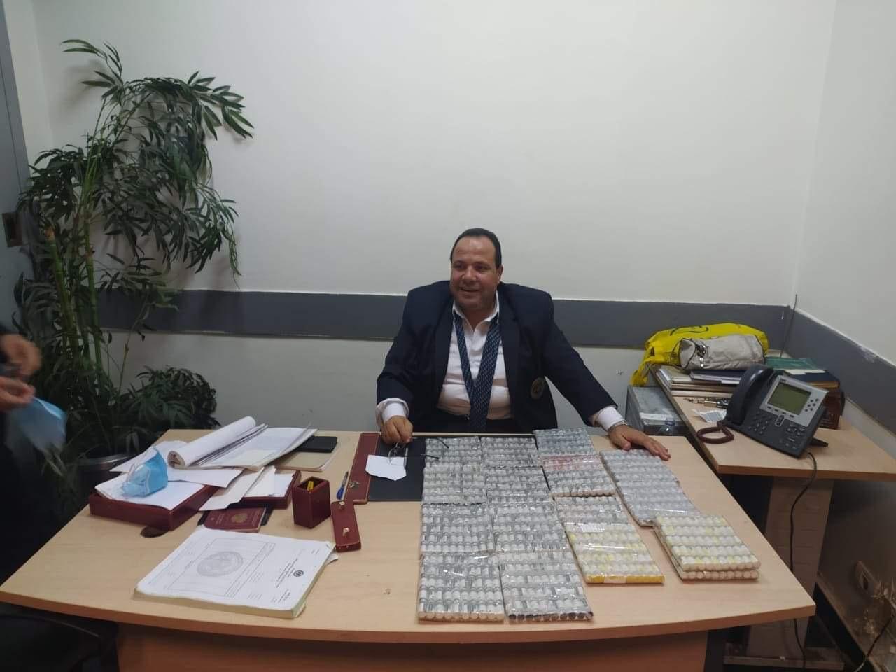 جمارك مطار القاهرة (2)