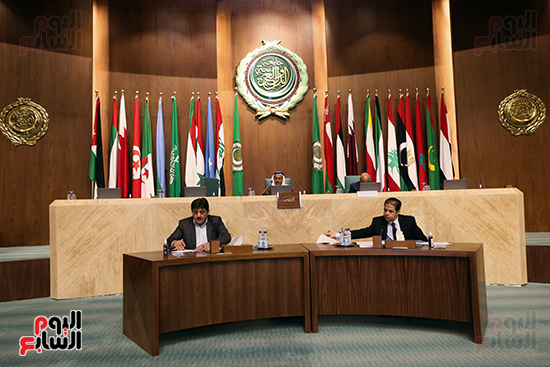 انتخابات البرلمان العربى (12)