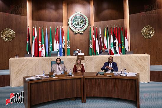 انتخابات البرلمان العربى (132)