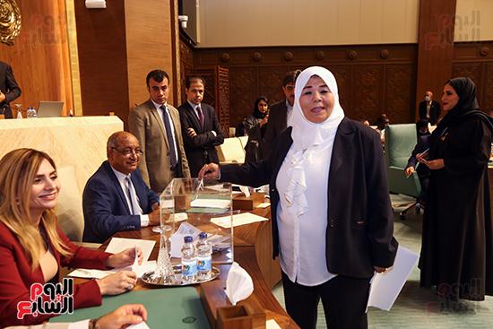 انتخابات البرلمان العربى (71)