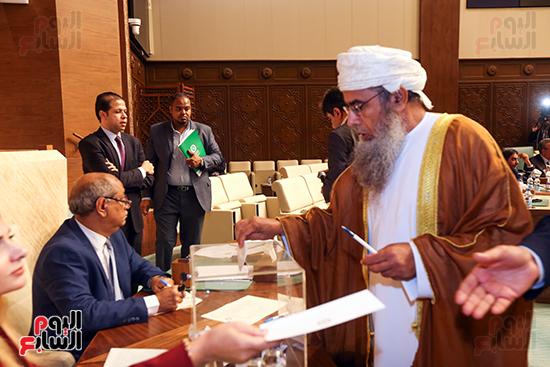 انتخابات البرلمان العربى (62)