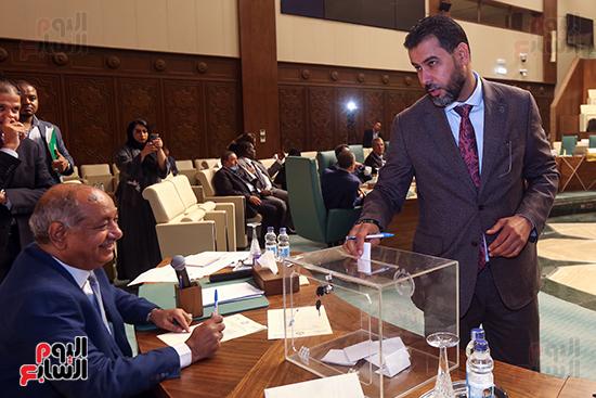 انتخابات البرلمان العربى (58)