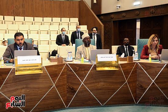 انتخابات البرلمان العربى (10)