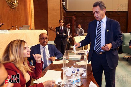 انتخابات البرلمان العربى (67)