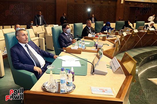 انتخابات البرلمان العربى (8)