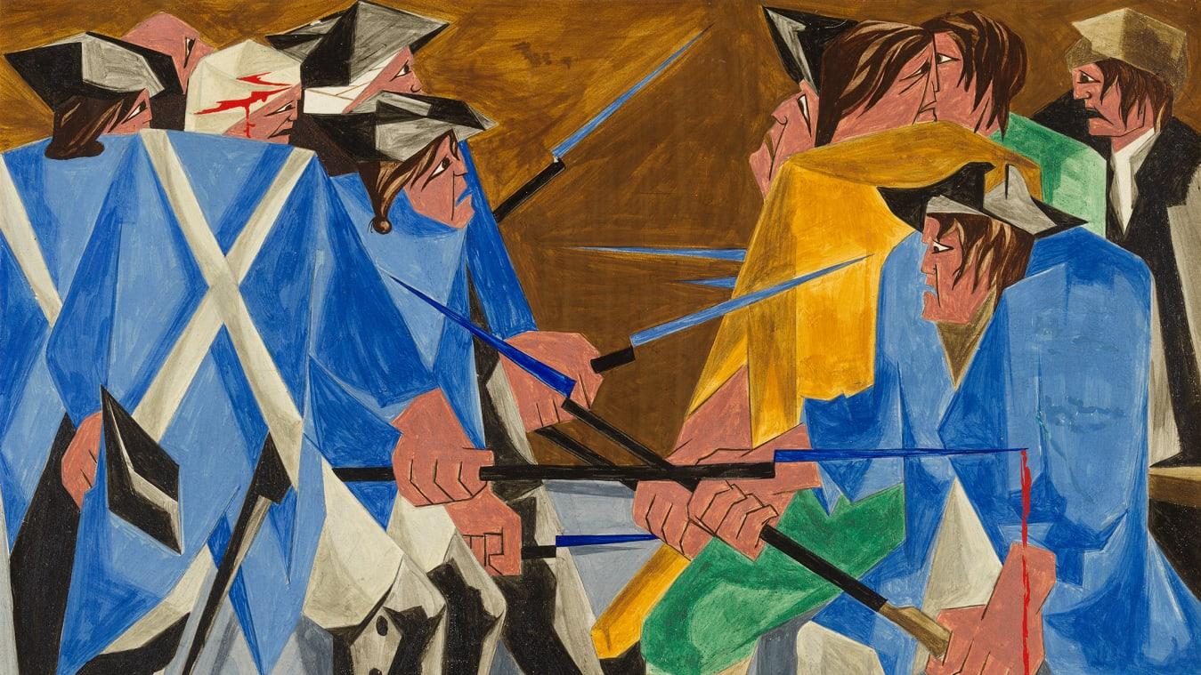 اللوحات الفنية  (4)